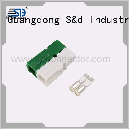 Sheng En Di CE approved forklift battery connectors manufacturer for wholesale