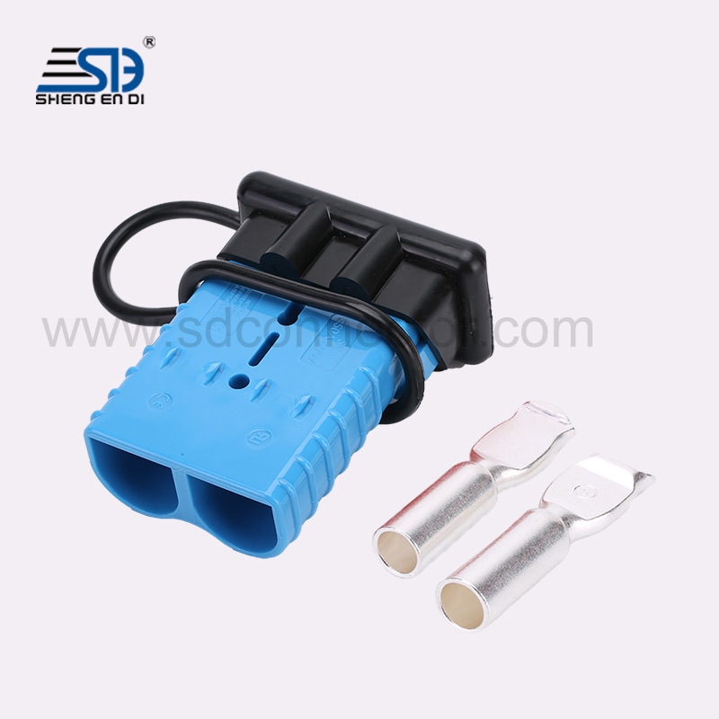 SG350 power-operated mower charging plug 350A