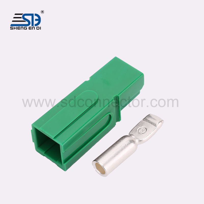 SD180 Forklift charging connector 180A