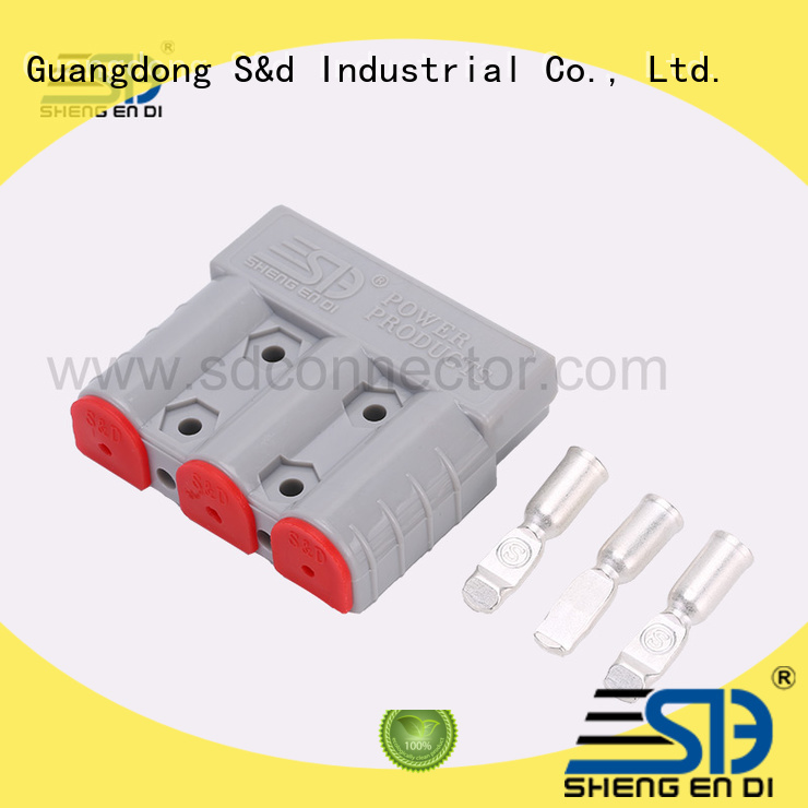 Sheng En Di 50a solder seal connectors supplier for wholesale
