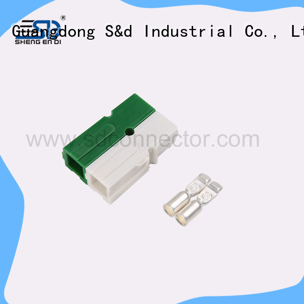 Sheng En Di CE approved anderson plug factory