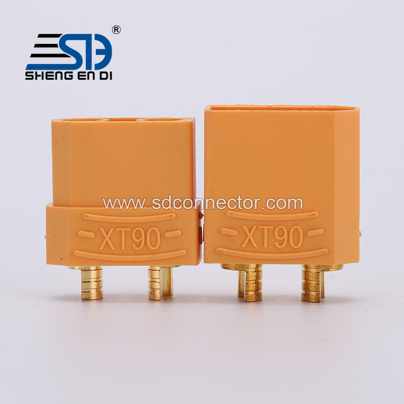 Moulded Adapter Female XT60 to EC3 Male