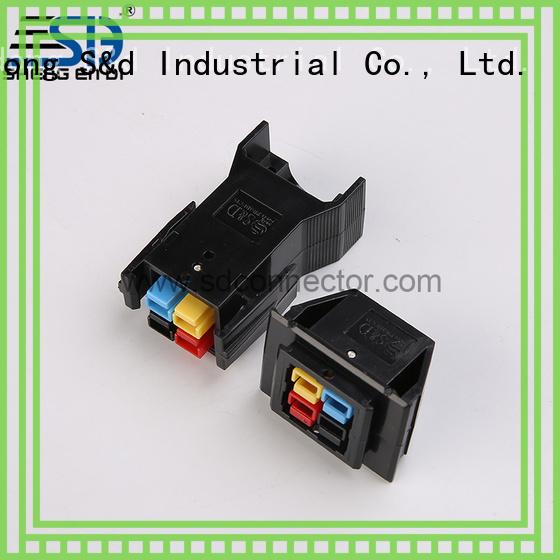Sheng En Di dust connector plug solution expert for battery