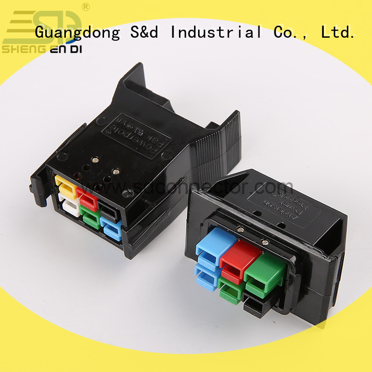 Sheng En Di ec5 battery connectors from China for industry