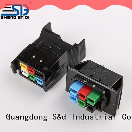 Sheng En Di plug connector plug factory for sale