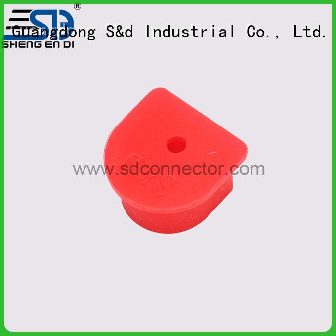 Sheng En Di golden battery connectors supplier for industry